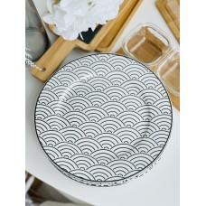 Тарелка керамическая  27см