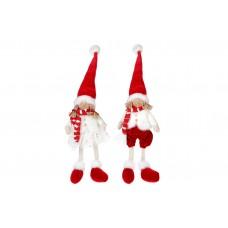 Мягкая игрушка Детки, 2 вида - мальчик и девочка, 33см