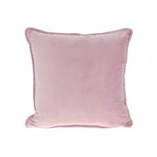 Наперник бархатный (без подушки), цвет - розовый