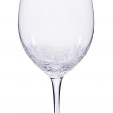 Бокал винный Ice Cracks сер. ободок 480мл 4 шт