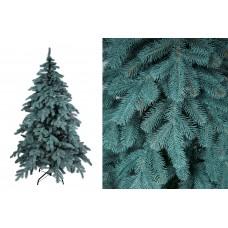 Елка искусственная Лапландия голубая литая 1,8 м.
