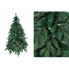 Елка искусственная зелёная литая Лапландия 2,5 м.