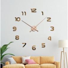 Большие настенные 3Д часы ( от 60 до 120 см) (8516-017)