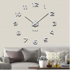 Большие настенные 3Д часы ( от 60 до 120 см) (8516-018)