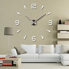 Большие настенные 3Д часы ( от 60 до 120 см) (8516-022)