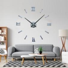 Большие настенные 3Д часы ( от 60 до 120 см) (8516-027)
