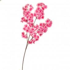 Веточка Сакуры, розовая 95 см (8414-002)
