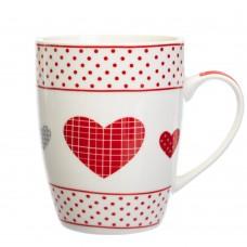 Кружка Hearts, 350 мл. (8803-017)