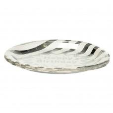 Набор тарелок Серебро 23 см., 10 шт (8513-005)