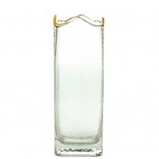 Стеклянная ваза Прохлада, 29 см. (8605-004)
