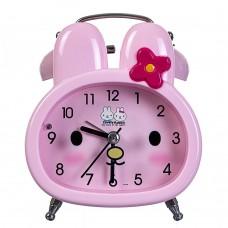 Будильник 'Мышка' розовый